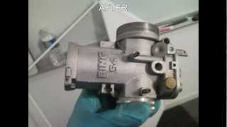 Best way to clean carburetor AMAZING