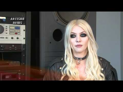 TAYLOR MOMSEN THE PRETTY RECKLESS INTERVIEW, PART 2 - BYAFI