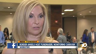 Border Angels Host Annual Anniversary Dinner (10 News San Diego, 11/3/18)