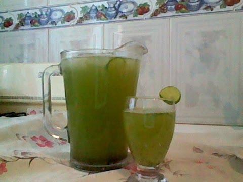 Como se prepara el agua de yerbabuena