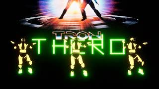 LEARN DANCE (Erik Lund - Summertime) TRON DANCE for kids