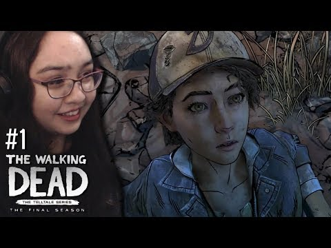 GHOST FROM THE PAST - Let's Play:Telltale's The Walking Dead The Final Season Episode 2 Part 1