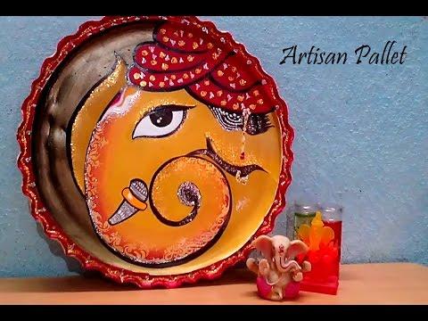 Craft Idea Handmade Home Decoration Item Youtube