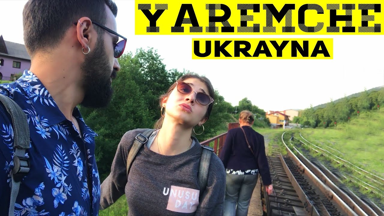 Ukrayna''nın KARADENIZ'i Yaremche – Offers Bir: Doğa – Lviv Vl