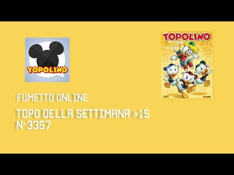 Topolino 3323: Brividi sotto l'ombrellone from YouTube · Duration:  7 minutes 9 seconds