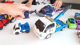 Тоботы Атлоны и Тоботы мини - кто победит в новом Челлендже? Машинки-трансформеры и Тоботы-Роботы