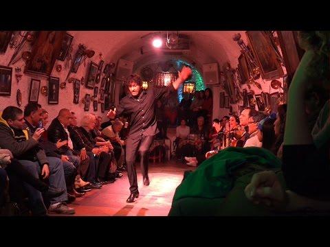 Flamenco Zambra @ Sacromonte, Granada - Los Tarantos