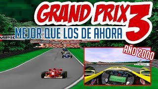Grand Prix 3   Mejor que muchos simuladores actuales!