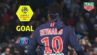 Goal NEYMAR JR (20') / Angers SCO - Paris Saint-Germain (1-2) (SCO-PARIS) / 2018-19