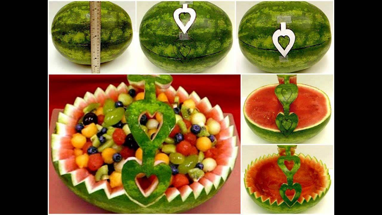 sc 1 st  YouTube & Fruit arrangement ideas - YouTube