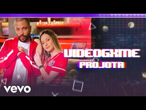 Смотреть клип Projota - Videogxme