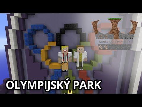 Jirka a Gejmr Hraje - Olympijský park v minecraftu