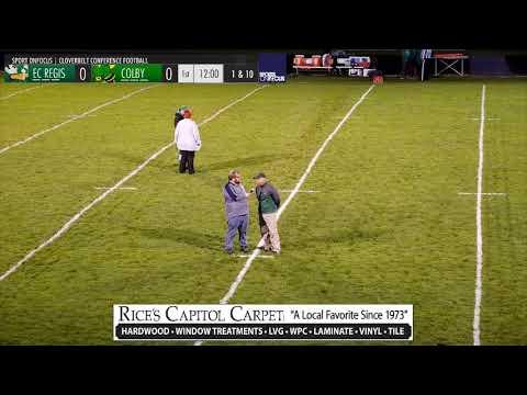 Eau Claire Regis @ Colby | Cloverbelt Conference Football