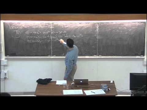 QCD and Collider Physics - M. Schwartz - lecture 1/5