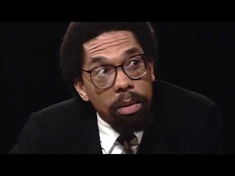 "Cornel West interview on the Clintons and ""Race Matters"" (1993)"