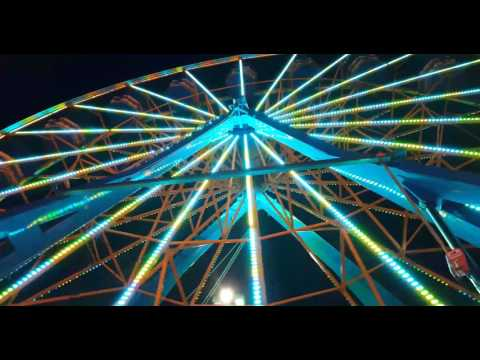 Plaza Del Sol Mall Carnival 2017 4K