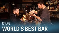 We had drinks at Dead Rabbit to find out why it's considered one of the world's best bars