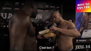 Quand les pesées dérapent (MMA, UFC, BOXE...)