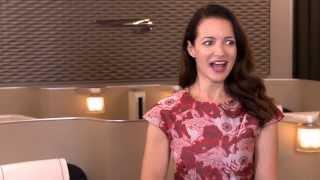 Kristin Davis announces direct British Airways A380 flights between London and Singapore