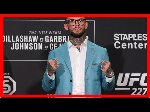 Download UFC's Cody Garbrandt explains unearthed tweets using N-word as product of past