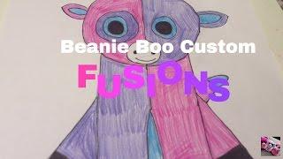 Beanie Boo Custom Fusions