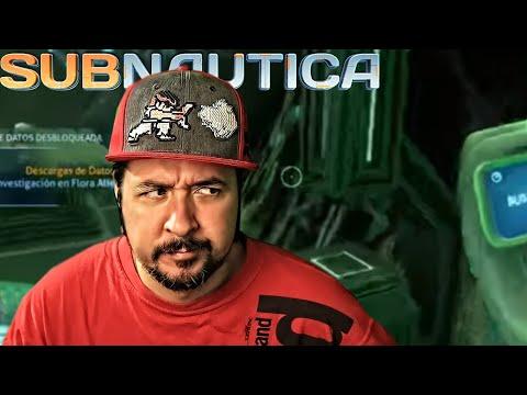 """SUBNAUTICA #19 """"ENFERMO !""""   GAMEPLAY ESPAÑOL"""