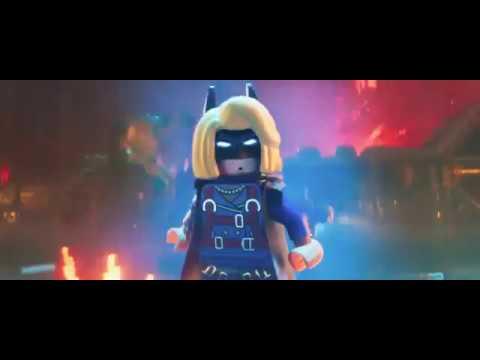 Lego Batman Movie I M Batman Song Batman Entry Youtube