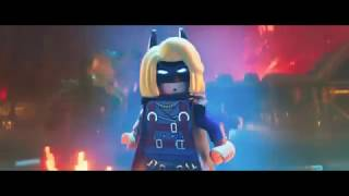Lego Batman Movie I'm Batman song Batman Entry