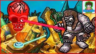 Игра Зомби против Растений  2 от Фаника Plants vs zombies 2 (41)