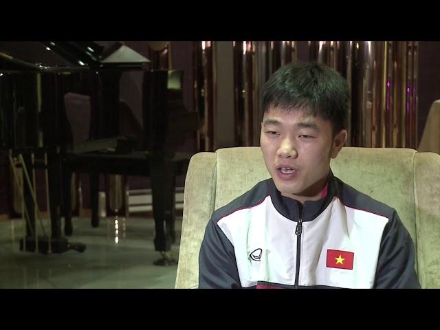 AFC Interview with Vietnam U23 star Xuan Truong