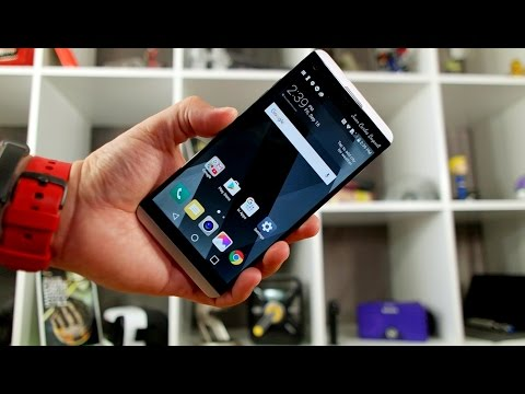 LG V20: Unboxing, setup, and why we don't have a full review yet...