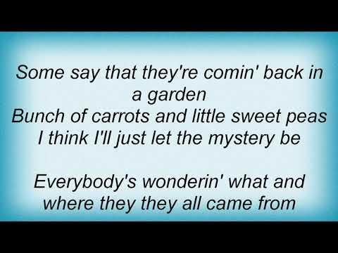 Iris Dement - Let The Mystery Be Lyrics