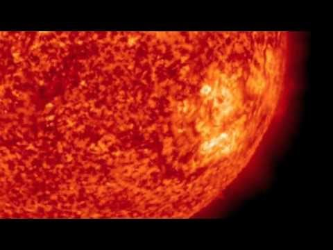 3MIN News June 5, 2013: Rare Quake, Solar Flare