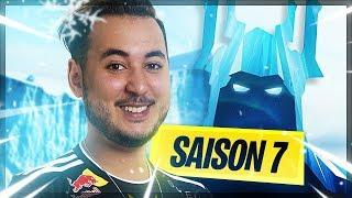 DÉCOUVERTE DE LA SAISON 7 SUR FORTNITE !