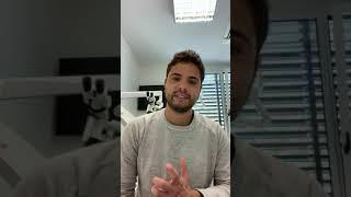 Alessandro Manenti l'esame di ammissione a Odontoiatria