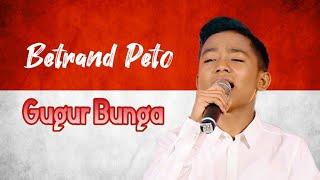 Betrand Peto - Gugur Bunga | Lirik
