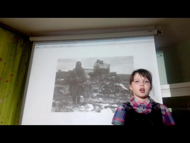 Изображение предпросмотра прочтения – МиленаМитрофанова читает произведение «До свидания, мальчики!» Б.Ш.Окуджавы