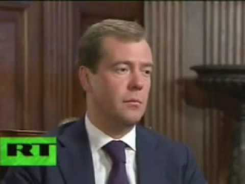 Medvedev on democracy in Russia - RT 092009