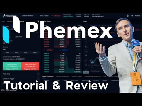 How To Trade Bitcoin On Phemex | Complete Tutorial U0026 Review [Step By Step]