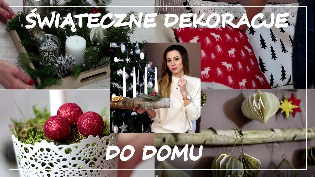 da8e2b6acfd1a8 Świąteczne dekoracje do domu   10% rabatu   DIY, H&M, Pepco, Otulanki    xmas decorations - YouTube