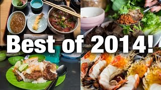 The 10 Most Insanely Delicious Meals of 2014!
