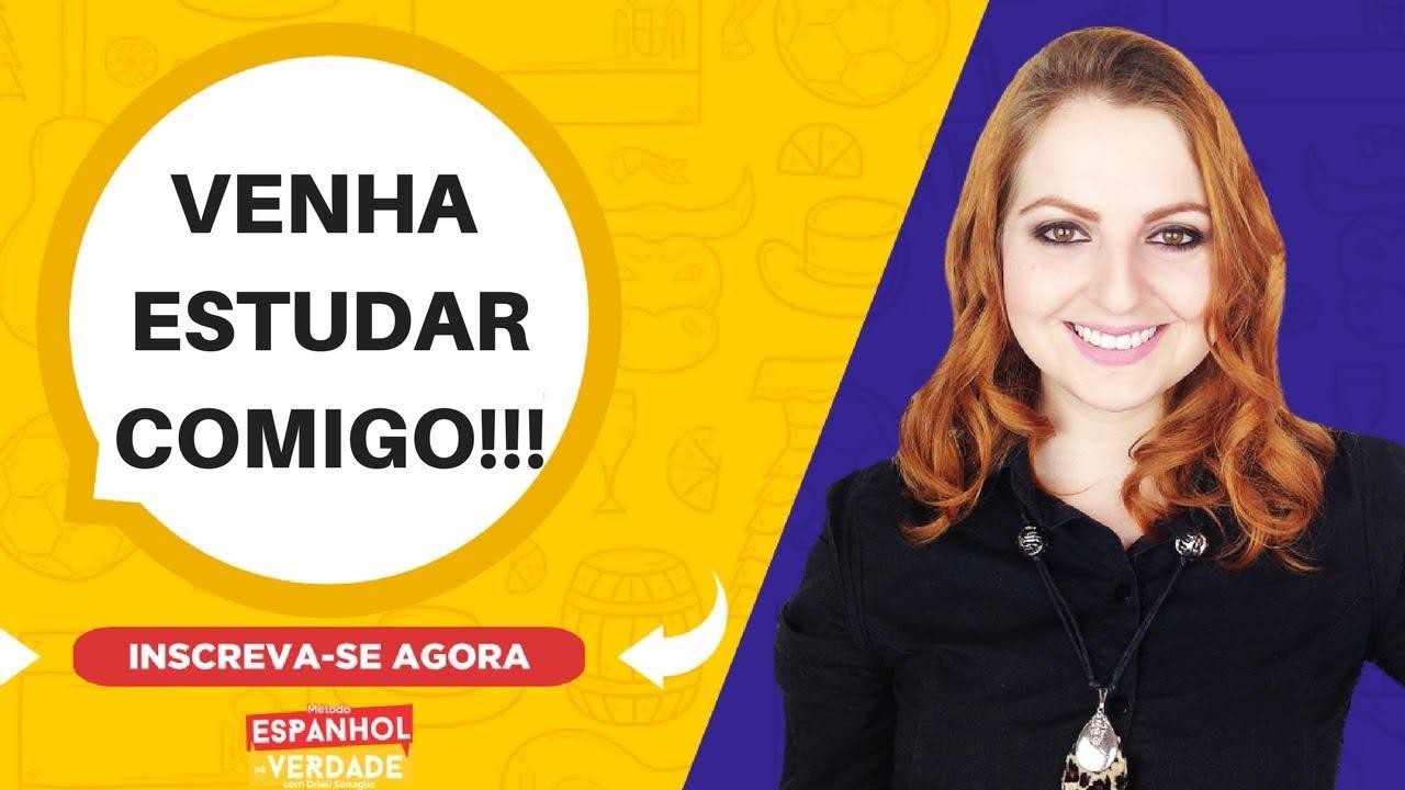 Curso de espanhol para viagens online dating