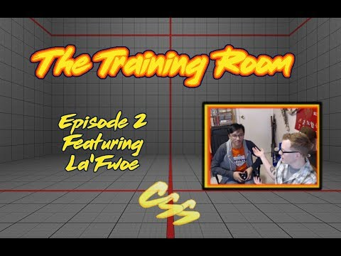The Training Room - Episode 2 feat. La'Fwoe