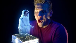 I bought a HOLOGRAM DISPLAY?? - This is INSANE!!