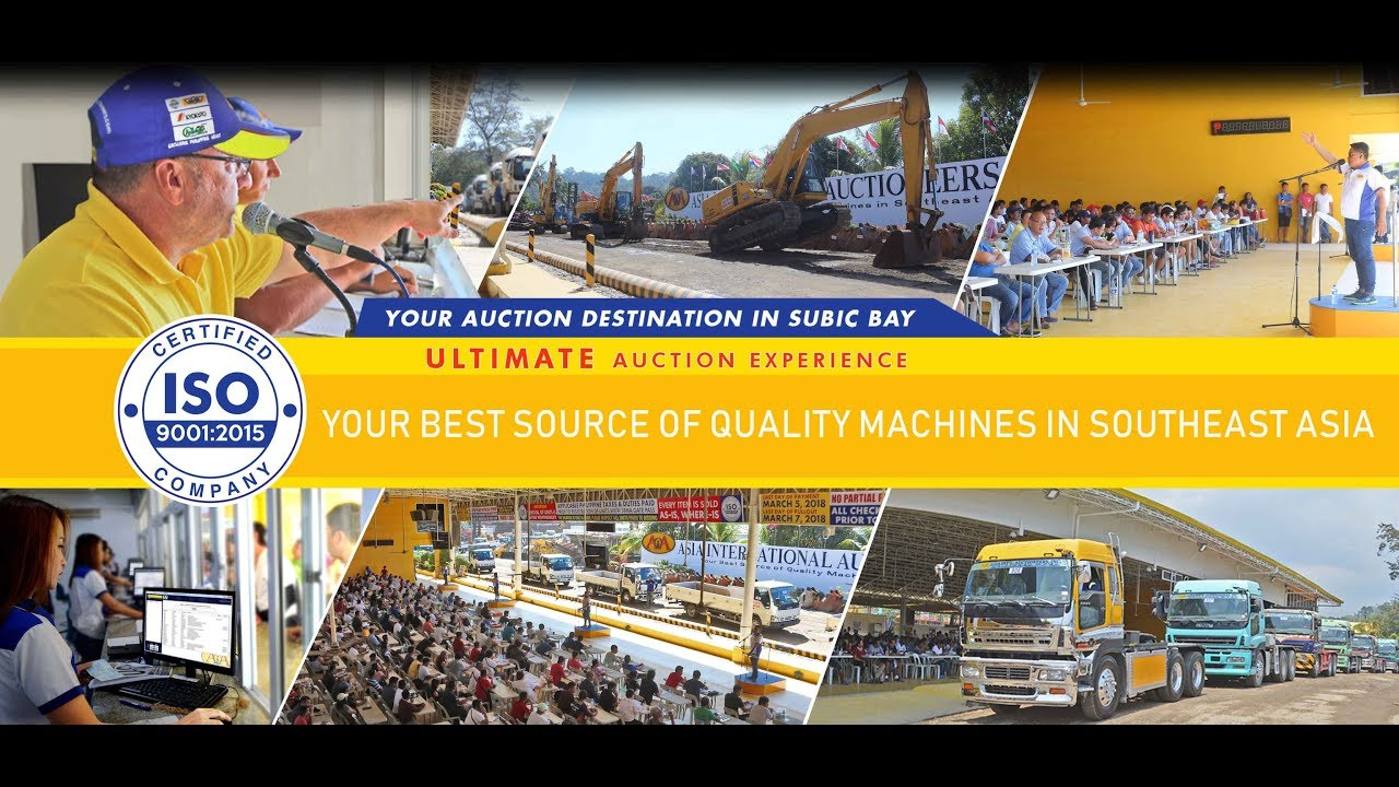 Asia International Auctioneers, Inc  - Your Best Source of Quality