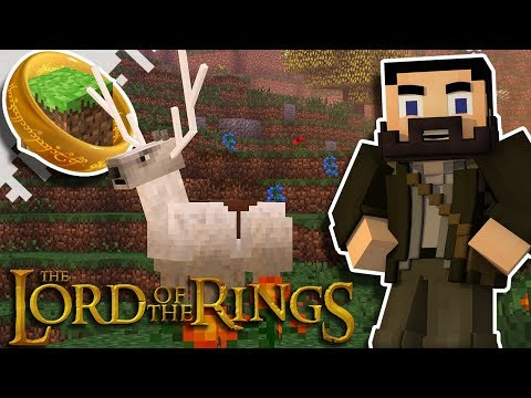 Lord Of The Rings Minecraft Adventure! :: Starter Home And New Mount! :: EP09