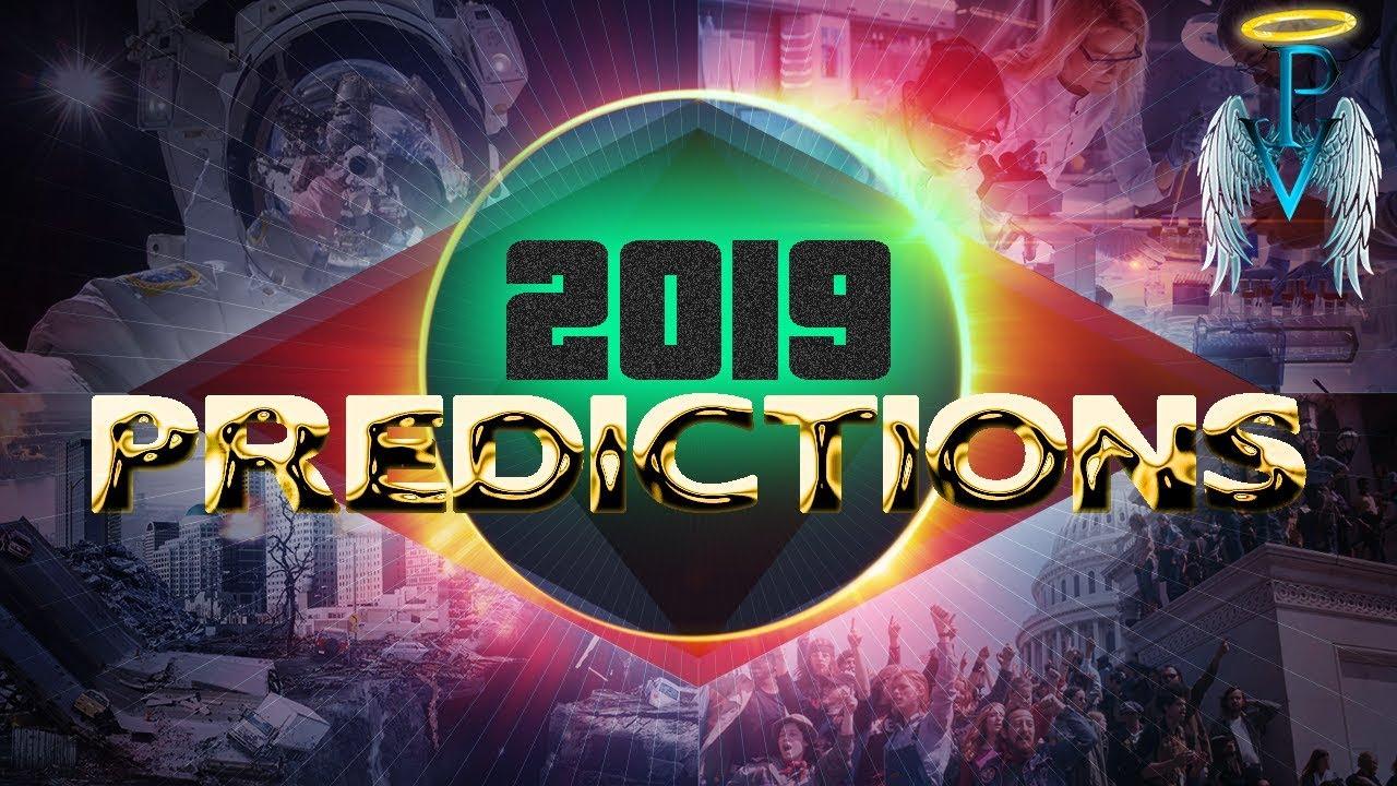 2019 Predictions (Psychic Violetta)