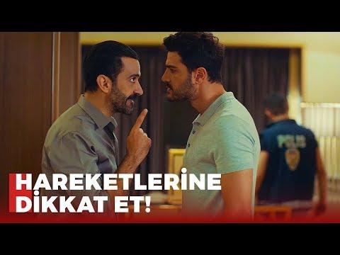 Birkan'dan Cem'in Evine POLİS BASKINI!  | Leke 9.Bölüm