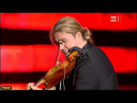 Il volo del calabrone in 26 secondi - David Garrett (Arena di Verona 2011)