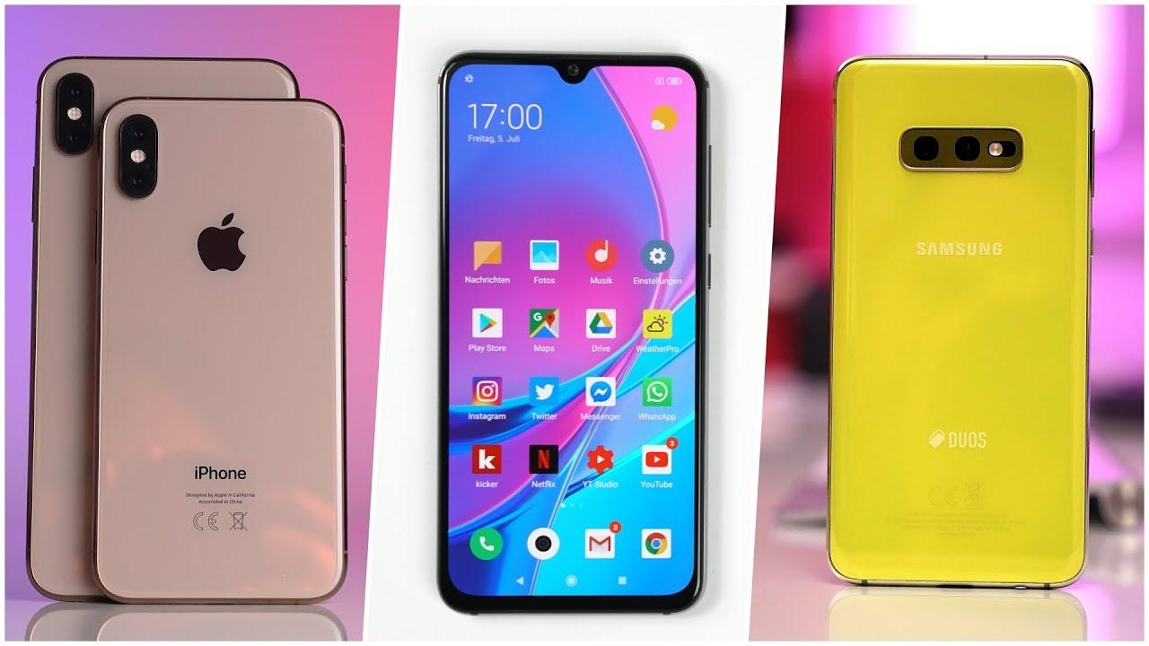 Die Besten Smartphones Liste